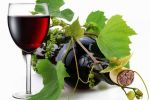 How does red wine affect blood pressure, raise or lower?